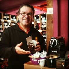 vino e ilusión en el blog de la Vinatería Yáñez: Un café en esta mañana invernal!