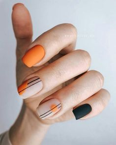 Semi-permanent varnish, false nails, patches: which manicure to choose? - My Nails Cute Acrylic Nails, Cute Nails, Pretty Nails, Perfect Nails, Gorgeous Nails, Pink Nails, My Nails, Fall Nails, Nagellack Trends