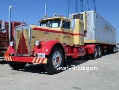 ✿✿1950 Kenworth Truck