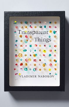 Stunning covers of Nabokov titles. They ought to exist as posters as well.