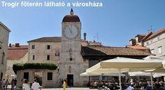 Járt már #Trogir főterén ? Utazási tippek Horvátországba utazóknak