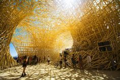50 of the coolest Burning Man art installations ever [pics]