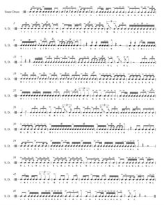 dci drum transcriptions - Yahoo Image Search Results