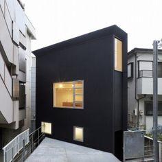 住宅 – ページ 3 – アトリエ・天工人(テクト) 東京都渋谷区の建築設計事務所