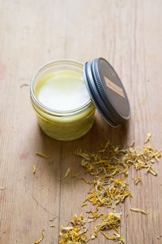 make your own: calendula salve. – Reading My Tea Leaves – Slow, simple, sustainable living. Take Care Of Your Body, Make Your Own, How To Make, Calendula Tea, Reading My Tea Leaves, Clear Skin Tips, Soap Recipes, Salve Recipes, Vegan Recipes