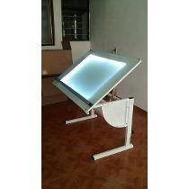 Fabricación De Mesas De Luz , Dibujo, Restiradores