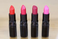 Heather Davern Makeup: Inglot Lipstick Review and Swatches