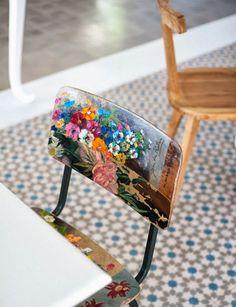 Mooi stoeltje