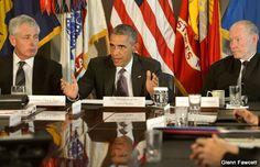 Obama y coalición analizan estrategia contra Estado Islámico
