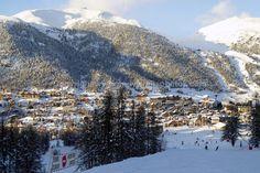 Montgenevre, French Alps