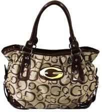 "Designer's Collection ""G"" Style Handbag ""Gorgeous"""
