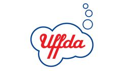 """Uffda"" used by Norwegian immigrants to the U.S describing something unpleasant, uncomfortable, hurtful, annoying, sad, or irritating; an all-purpose expression with a variety of nuances, and covering a variety of situations."