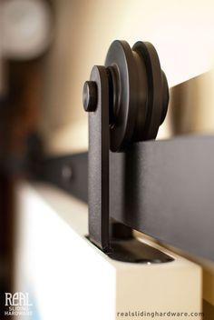 Sliding Barn Door Hardware - Stainless Steel, Oil Rubbed Bronze, and Black finishes