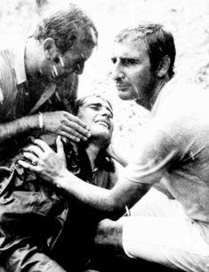 1971 Col de Mente > Luis Ocana crashed on the Col de Mente