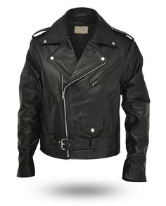 $199.00  Get classic black leather jacket with an amazing discounted price, Buy and enjoy free shipping on men's black classic leather jacket for limited time period at Leatherzap.com    #terminator  #arnoldschwarzenegger #blackleatherjacket