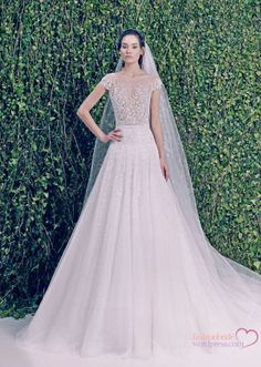 """Designer Zuhair Murad grew up in Baalbek, Lebanon. Since his childhood, he always dreamt of evading to a world of fantasy. He started sketching dresses at the age of ten, quoted as saying """"I don't …"""