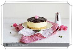 Mi dulce tentación: tarta tonta de queso