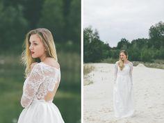 Lene Photography  Light & Lace Brautmode Hochzeitskleid Brautkleid Boho Vintage