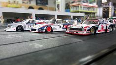 Ok, so - I don't class this as 'Slot Car Photography' as such; merely a photo. Of some slot cars. wink.gif