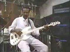 Larry Graham - Super Slapping Bass (Part 1). Graham's bass-slapping technique was revolutionary for its time.