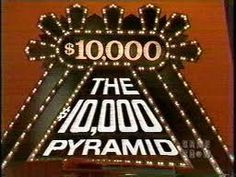 The $10,000 Pyramid TV game show