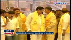 Anam brothers officially join TDP - ExpressTV