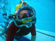 Scuba Certification, Diving Wetsuits, Diving Helmet, Scuba Gear, Bikini Photos, Snorkeling, Scuba Diving, Underwater, Photoshoot
