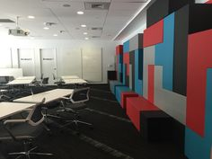 Modular space at Sapient Nitro