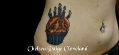 Want a tattoo or piercing in Vegas? Call or text me at 702-637-6726 #TattooArtist #Tattooist #TattooShop #TattooParlor #TattooStudio #LasVegas #Cupcake #CupcakeTattoo #SkullCupcakeTattoo #SkullCupcake #EvilCupcake.