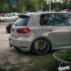 Credit To @mrpix_vagroots VW MK6 & MK7 Fans