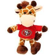 NFLShop.com - NFLShop.com San Francisco 49ers Giraffe Safari Plush - AdoreWe.com