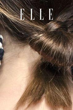 Dieser Frisuren-Trend ist schon jetzt ein Hype auf Instagram: Im Sommer 2021 tragen ALLE diesen Dutt – der maximal fünf Minuten im Styling braucht. #beauty #haut #hautpflege #skincare