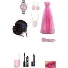 Untitled #10 by vienna-austria on Polyvore featuring Salvatore Ferragamo, Bling Jewelry, Michael Kors, Ice, Rouge Bunny Rouge and Eyeko