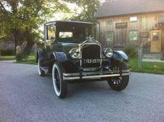 1927 Durant Star Car for sale (WI) - $21,495 Has been very well maintained & garage kept. Please contact the seller for more info or to view. VIN: W5437011 Call Mike @ 608-332-5530
