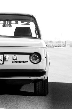 BMW - 2002.....real bmw's have round tail lights.