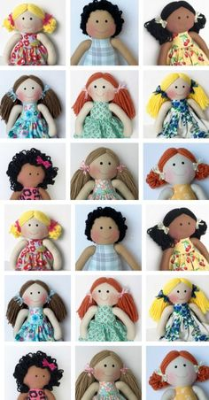 Doll Crafts, Diy Doll, Diy For Kids, Crafts For Kids, Baby's First Doll, Baby Dolls For Kids, Operation Christmas Child, Crochet Doll Pattern, Old Dolls