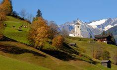 Matrei in Osttirol-Ganz, Kirche St. Nikolaus (Lienz) Tirol AUT