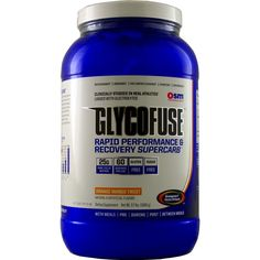 Gaspari Nutrition Glycofuse Orange Mango 60/Srv ** Be sure to check out this awesome product. (This is an Amazon Affiliate link and I receive a commission for the sales)