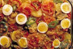 Receita de Bacalhoada portuguesa em receitas de peixes, veja essa e outras receitas aqui!