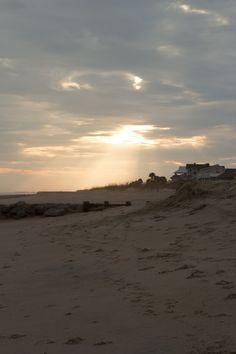 Edisto Island, South Carolina #beach #sunset