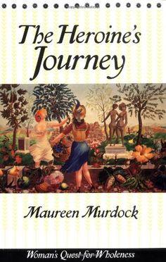 The Heroine's Journey by Maureen Murdock http://www.amazon.com/dp/0877734852/ref=cm_sw_r_pi_dp_jR43ub1H29ZXS