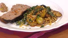 Family meal: Serve up meatloaf and potatoes roasted with cola