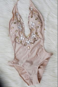 Crystal bathingsuit