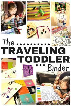 Traveling Toddler: Road Trip Survival!