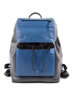 COACH Coach Manhattan Backpack. #coach #bags #leather #denim #backpacks