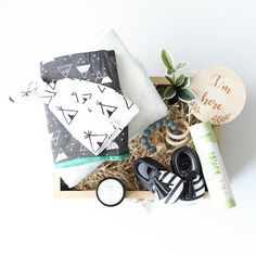 Gift Box by Little Poppy Supply Co.