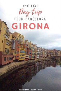 Girona is the best day trip from Barcelona, Spain. The small town is only one hour north towards the Costa Brava region of Catalonia. Girona is home to Game of Thrones filming locations, medieval walls and other beautiful architecture. It's the perfect br