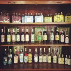 Liquor Cabinet, Instagram Posts, Home Decor, Mint, House Bar, Interior Design, Home Interior Design, Home Decoration, Decoration Home