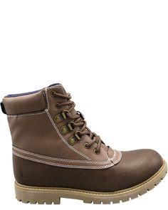 Boy's Alemeda Lace Up Ankle Boots (PreSchool/Grade School)