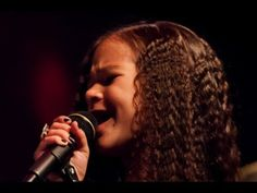 Black Sabbath - Paranoid Cover by 9 Year Old Rock Singer Sara & Motion D...